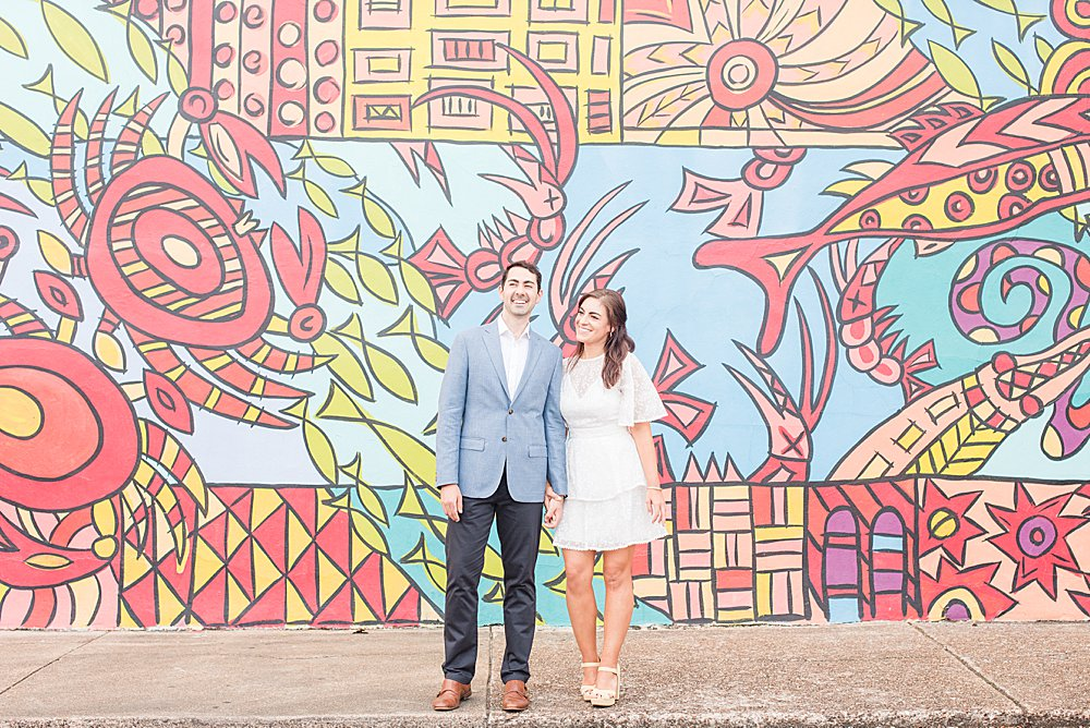 Fairhope Alabama engagement session with Goodie and Smith Weddings
