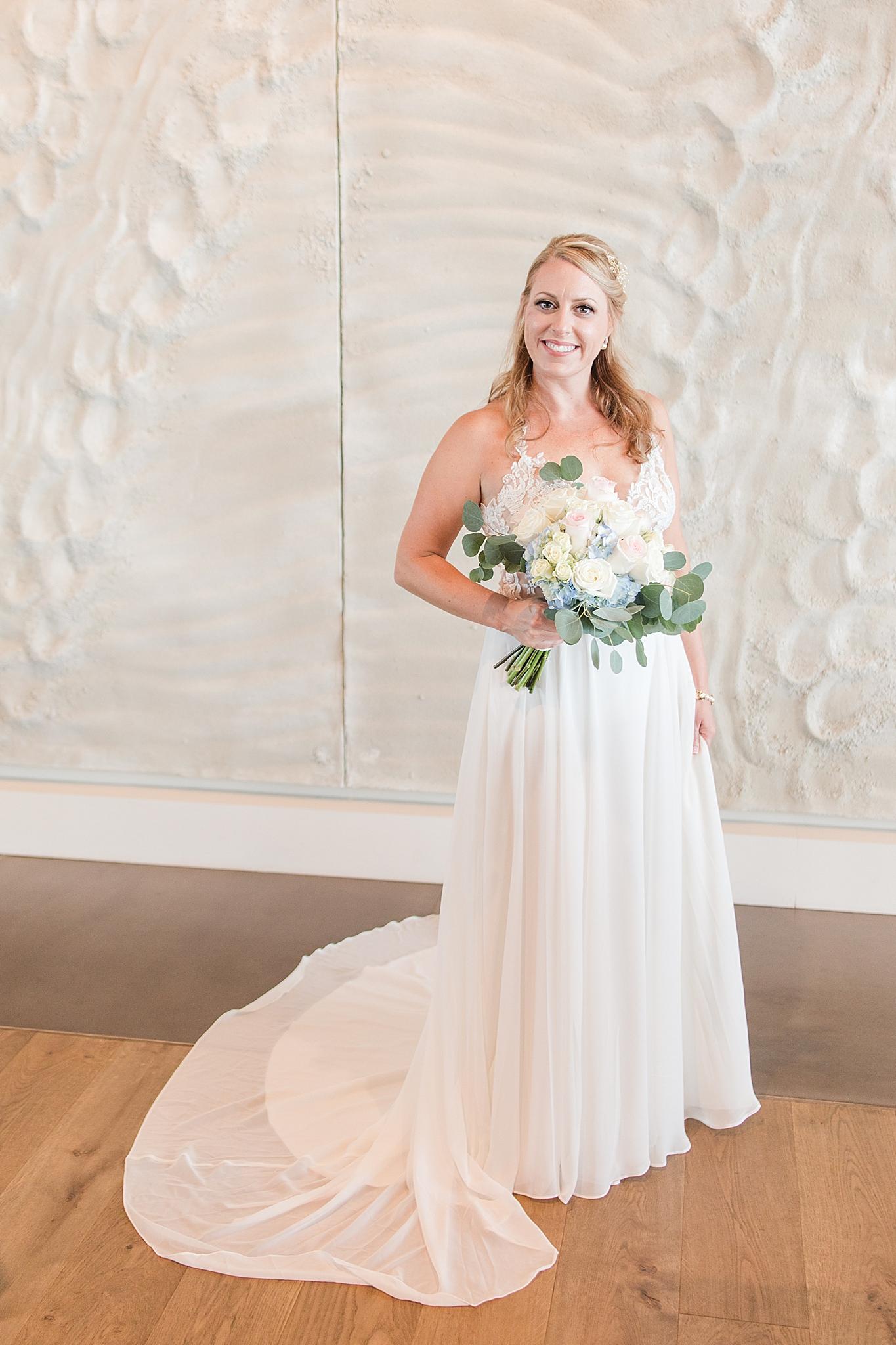 Alabama bridal portraits for beach wedding