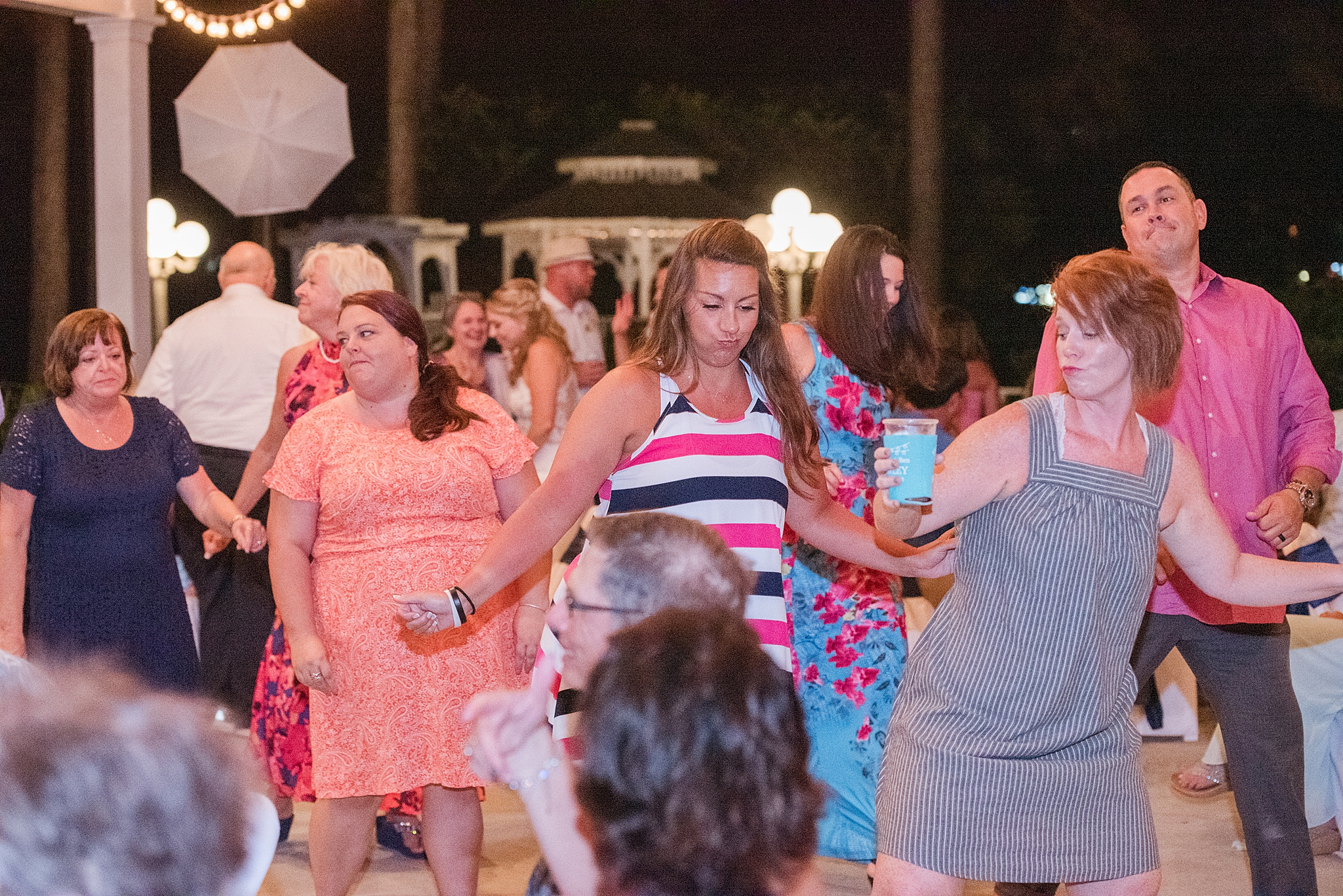 Alabama wedding reception dancing