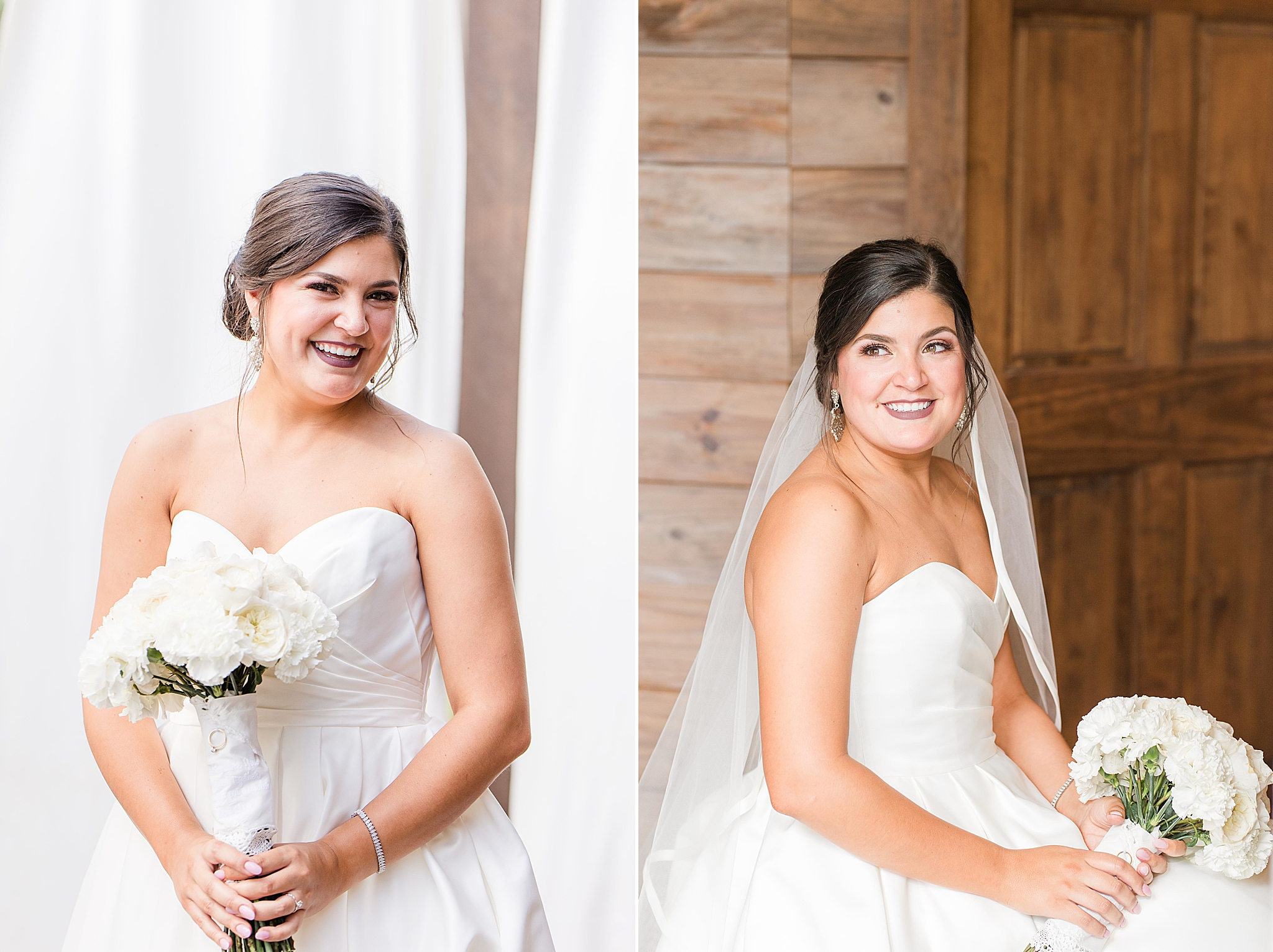 bridal portraits at Izenstone