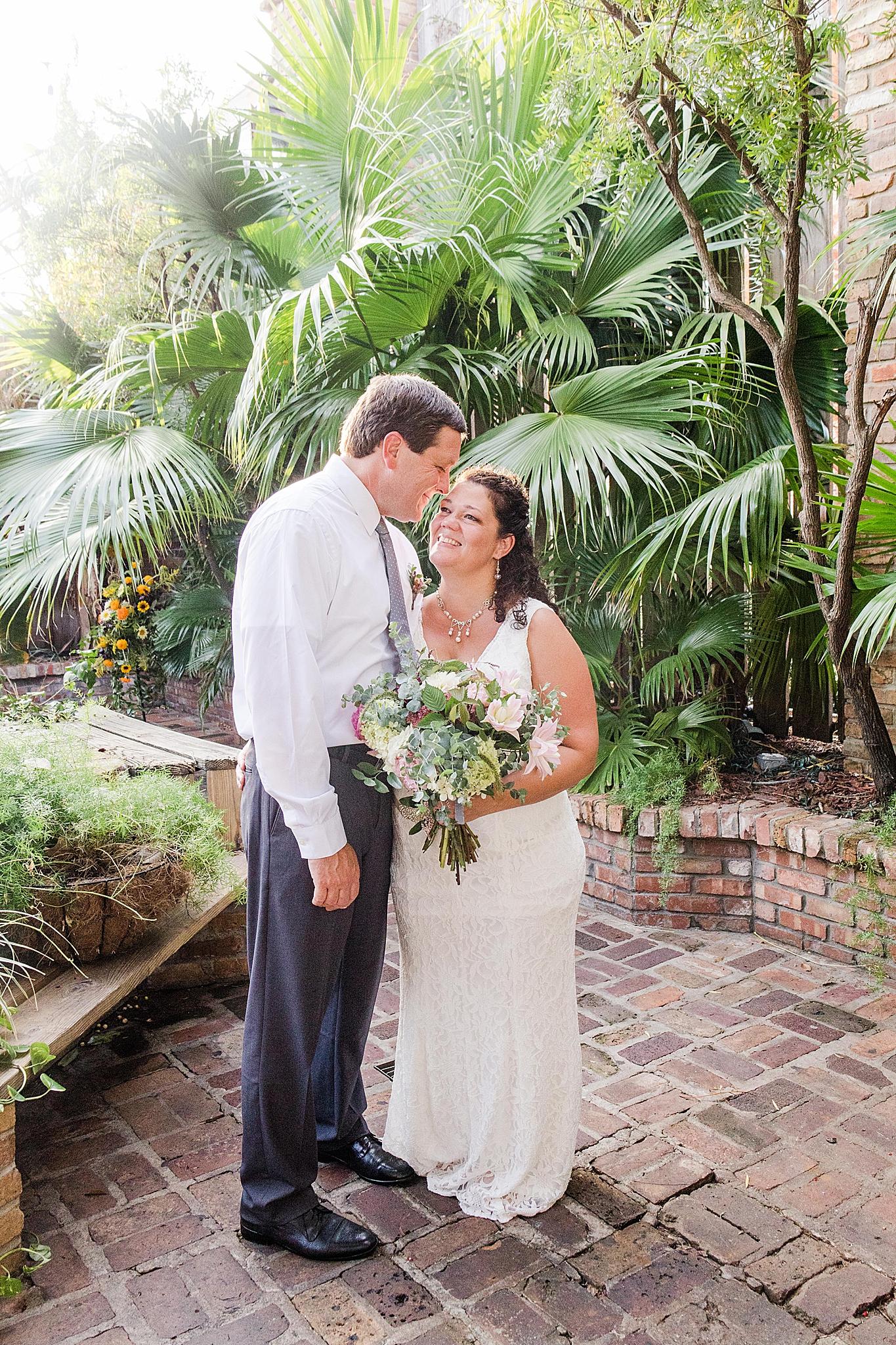 Florida wedding portraits with FL wedding photographers Goodie and Smith Weddings