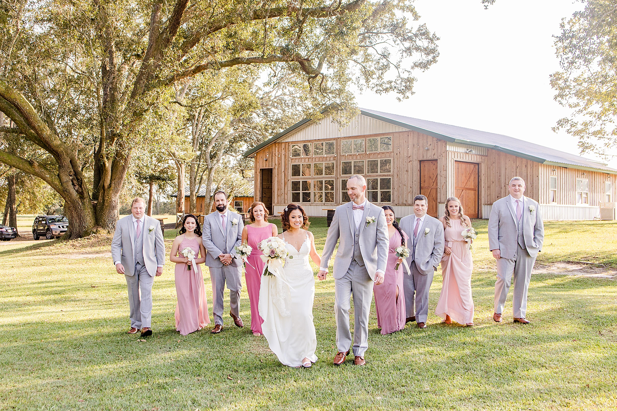 Goodie and Smith Weddings shares about their wedding day process