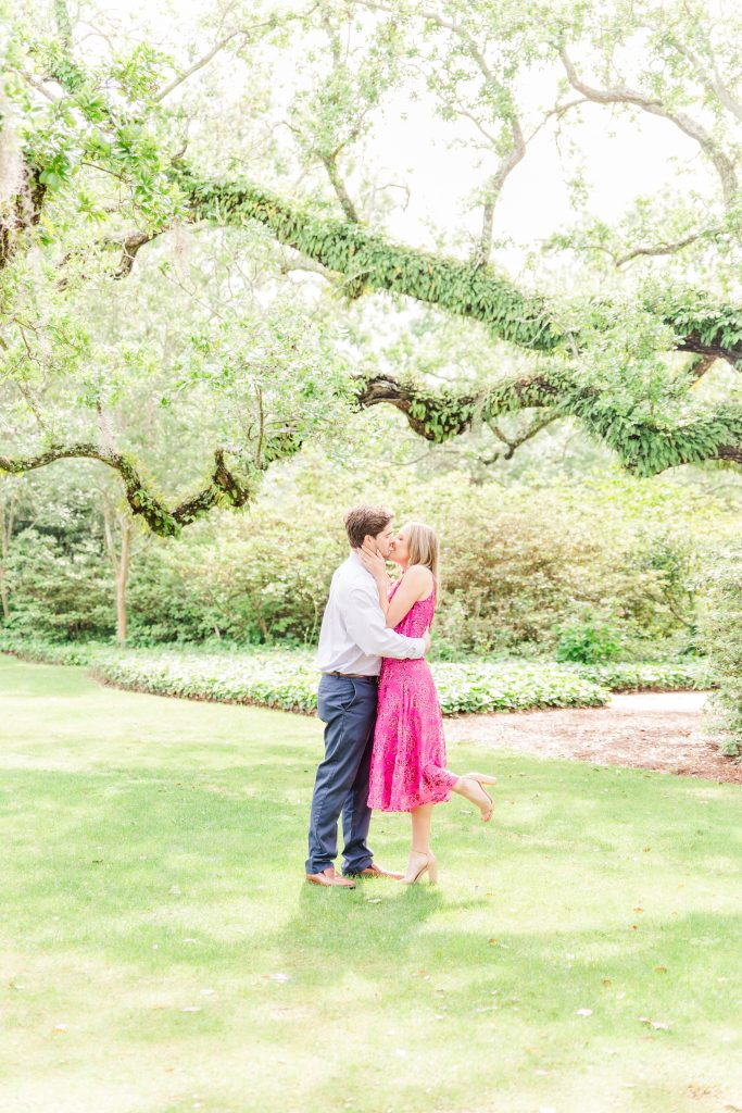 Grand Hotel engagement session