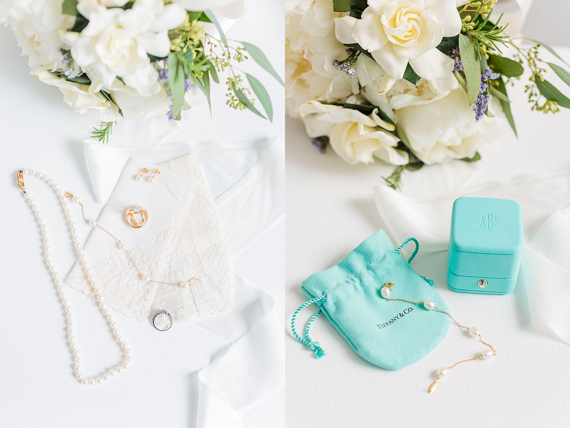 Tiffany wedding ring photographs